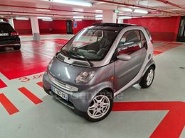 SMART FORTWO 45 kw coupe sunray softouch
