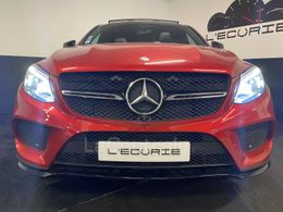 MERCEDES GLE COUPE 450 amg 4matic