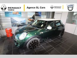 MINI MINI 3 5P iii 2.0 170 cooper sd finition red hot chili 5p