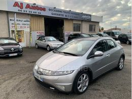HONDA CIVIC 8 viii 1.8 i-vtec 140 executive cuir navi