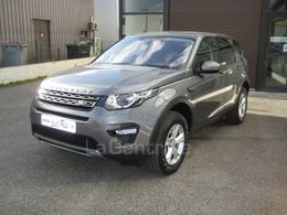 LAND ROVER DISCOVERY SPORT 20 TD4 180 SE 4WD