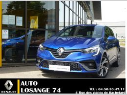 RENAULT CLIO 5 v 1.0 tce 100 rs line