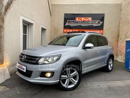 VOLKSWAGEN TIGUAN 2 20 TDI 184 BLUEMOTION TECHNOLOGY 4MOTION CARAT DSG7 R-LINE