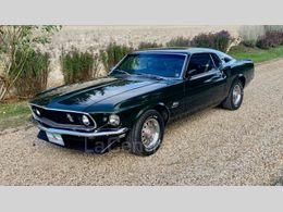 FORD MUSTANG COUPE V8 351 CLEVELAND