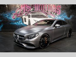 MERCEDES CLASSE S 7 COUPE AMG VII COUPE 63 AMG EDITION 1