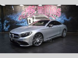MERCEDES CLASSE S 7 COUPE AMG VII COUPE 63 AMG