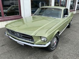FORD MUSTANG COUPE 289 CI FASTBACK