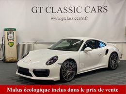 Photo d(une) PORSCHE  991 2 38 540 TURBO d'occasion sur Lacentrale.fr