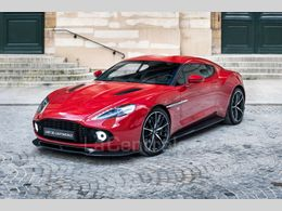 ASTON MARTIN VANQUISH II COUPE 60 V12 S TOUCHTRONIC 3 4PL