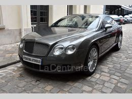 BENTLEY CONTINENTAL GT GT COUPE 60 W12 BI-TURBO 610 GT SPEED