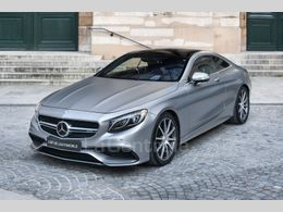 MERCEDES CLASSE S 7 COUPE AMG 76 000 €