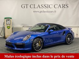 PORSCHE 911 TYPE 991 CABRIOLET TURBO 199 520 €