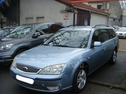 FORD MONDEO 2 CLIPPER II CLIPPER 20 GHIA