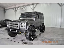 LAND ROVER DEFENDER II 90 TD5 STATION WAGON COUNTY
