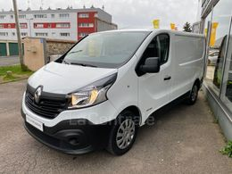 RENAULT TRAFIC 3 III FOURGON GRAND CONFORT L1H1 1000 ENERGY DCI 120