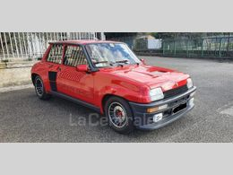 Photo d(une) RENAULT  TURBO 2 d'occasion sur Lacentrale.fr