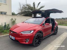 TESLA MODEL X 100 KWH PERFORMANCE LUDICROUS AWD 7PL
