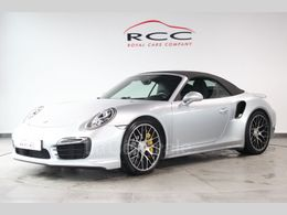PORSCHE 911 TYPE 991 CABRIOLET TURBO 152 490 €