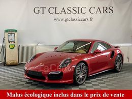 PORSCHE 911 TYPE 991 TURBO 123 790 €
