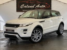 LAND ROVER RANGE ROVER EVOQUE SD4 DYNAMIC BVA6