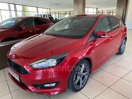 Photo d(une) FORD  III (2) 1.5 ECOBOOST 182 ST LINE RED 5P d'occasion sur Lacentrale.fr