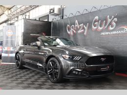 FORD MUSTANG 6 CABRIOLET 48600€