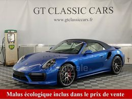 PORSCHE 911 TYPE 991 CABRIOLET TURBO 178 380 €