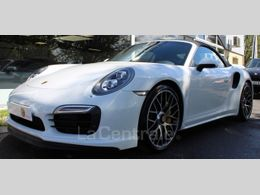 PORSCHE 911 TYPE 991 CABRIOLET TURBO 147 080 €