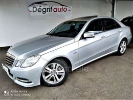 MERCEDES CLASSE E 4 IV 220 CDI BLUEEFFICIENCY ELEGANCE EXECUTIVE BVA5