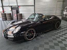 PORSCHE 911 TYPE 997 CABRIOLET 104540€