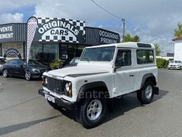 Photo d(une) LAND ROVER  II 90 TD5 STATION WAGON COUNTY d'occasion sur Lacentrale.fr