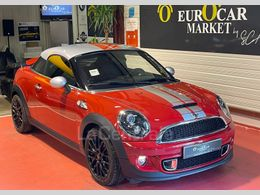 Photo d(une) MINI  II COUPE COOPER S PACK RED HOT CHILI d'occasion sur Lacentrale.fr