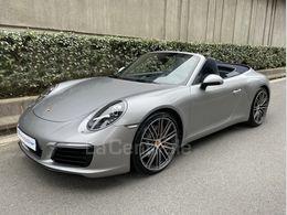 PORSCHE 911 TYPE 991 CABRIOLET 130900€