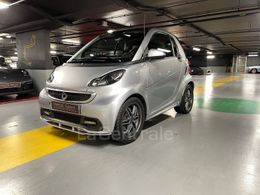 SMART FORTWO 2 II 75 KW COUPE BRABUS XCLUSIVE SOFTOUCH