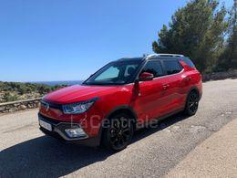 Photo d(une) SSANGYONG  160 E-XDI 2WD SPORT BI-TON M/T d'occasion sur Lacentrale.fr