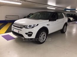 LAND ROVER DISCOVERY SPORT 2.0 TD4 150 HSE 4WD AUTO 7PL