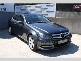 MERCEDES CLASSE C 3 COUPE III COUPE 220 CDI BLUEEFFICIENCY 7G-TRONIC PLUS