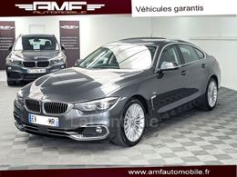 Photo d(une) BMW  (F36) GRAN COUPE 420I 184 LUXURY BVA8 d'occasion sur Lacentrale.fr