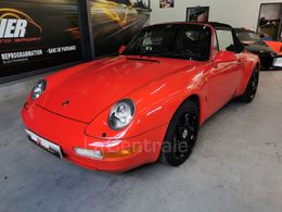 PORSCHE 911 TYPE 993 CABRIOLET (993) CABRIOLET CARRERA