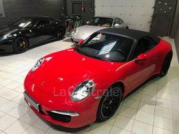 PORSCHE 911 TYPE 991 CABRIOLET 107080€