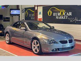 BMW SERIE 6 E64 CABRIOLET (E64) CABRIOLET 630CIA PACK LUXE