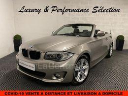 Photo d(une) BMW  (E88) (2) CABRIOLET 125IA 218 SPORT DESIGN d'occasion sur Lacentrale.fr