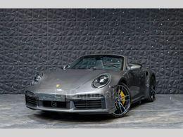 PORSCHE 911 TYPE 992 CABRIOLET TURBO (992) CABRIOLET 3.8 650 TURBO S