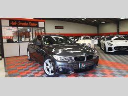 BMW SERIE 4 F36 GRAN COUPE (F36) GRAN COUPE 420D XDRIVE 184 M SPORT BVA8
