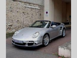 PORSCHE 911 TYPE 997 CABRIOLET (997) CABRIOLET 3.6 480 TURBO TIPTRONIC S