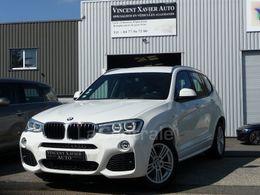 BMW X3 F25 27800€
