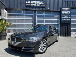 BMW SERIE 5 F11 TOURING (F11) (2) TOURING 518D 150 LOUNGE PLUS BVA8