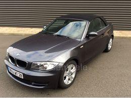 BMW SERIE 1 E88 CABRIOLET (E88) CABRIOLET 120D 177 CONFORT
