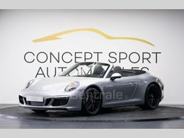 PORSCHE 911 TYPE 991 CABRIOLET (991) (2) CABRIOLET 3.0 450 CARRERA 4 GTS PDK
