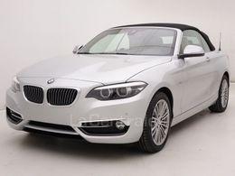 BMW SERIE 2 F23 CABRIOLET 36880€